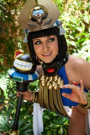 Menace from Queen's Blade: Rurou no Senshi worn by Hydra