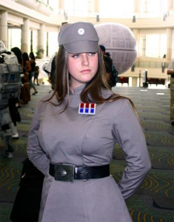 Imperial Officer from Star Wars Episode 6: Return of the Jedi