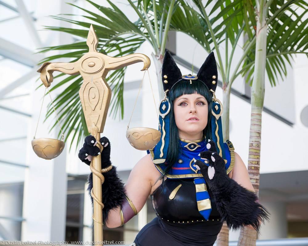Hydra Monster Girl Anubis From Monster Girl