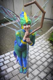 Tooth Fairy from Rise of the Guardians worn by Maemuki