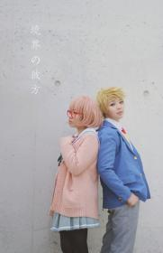 Mirai Kuriyama  from Beyond the Boundary worn by Chu