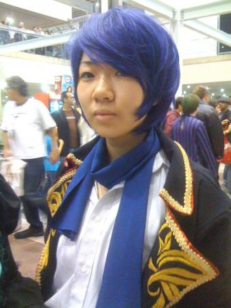 Kaito from Vocaloid worn by Chu