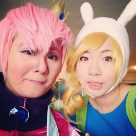 Fionna from Adventure Time with Finn and Jake worn by Chu