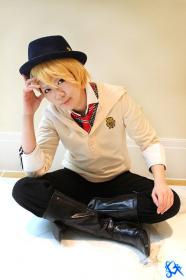 Kurusu Shou from Uta no Prince-sama - Maji Love 1000% worn by Chu