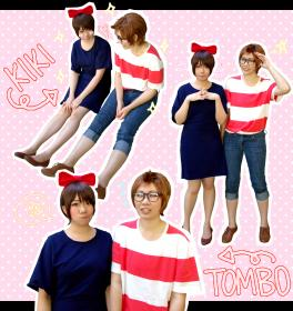 Kiki from Kiki's Delivery Service worn by Chu