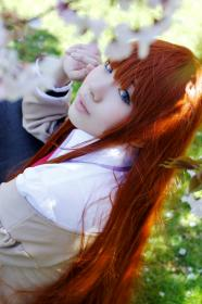 Kurisu Makise from Steins;Gate by Chu