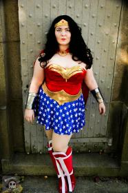 Wonder Woman from Wonder Woman worn by Luckygrim