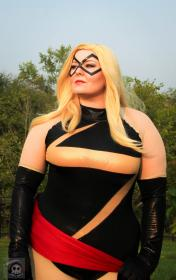 Ms. Marvel from Avengers, The by Luckygrim