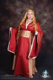 Cersei Lannister from Game of Thrones worn by Luckygrim