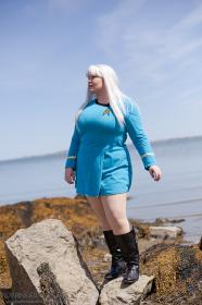 Science Officer from Star Trek worn by Luckygrim