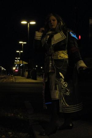 Jihl Nabaat from Final Fantasy XIII worn by Luckygrim