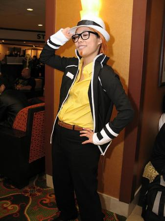 Julie Katou from Katekyo Hitman Reborn!
