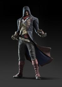 Arno Dorian from Assassins Creed Unity