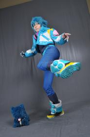 Aoba Seragaki from DRAMAtical Murder worn by faecakes