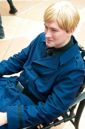 Sweden / Berwald Oxenstierna from Axis Powers Hetalia worn by Siyegen