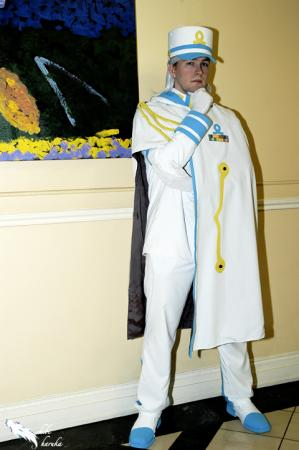 Dewey Novak from Eureka seveN (Worn by Siyegen)