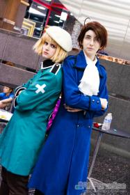 Austria / Roderich Edelstein from Axis Powers Hetalia by pirateandelf
