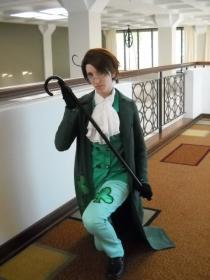 Austria / Roderich Edelstein from Axis Powers Hetalia worn by pirateandelf