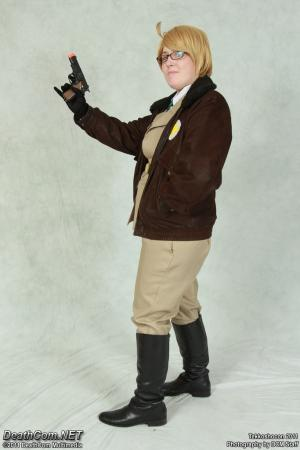 America / Alfred F. Jones from Axis Powers Hetalia worn by jessicalynnchan