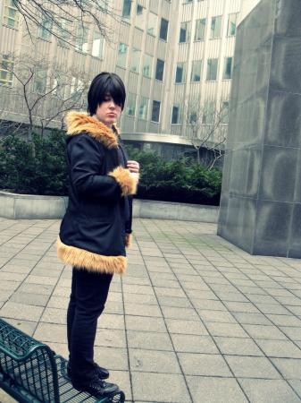 Izaya Orihara from Durarara!! worn by jessicalynnchan