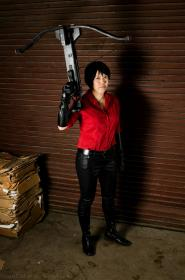 Ada Wong from Resident Evil 6  by Kse