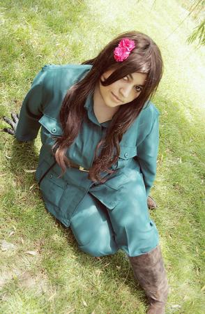 Hungary / Elizabeta Hdervry from Axis Powers Hetalia