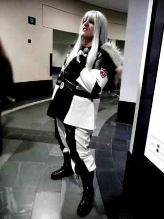 Superbi Squalo from Katekyo Hitman Reborn!