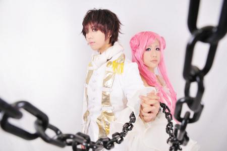 Suzaku Kururugi from Code Geass worn by DaDa Sama