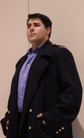 Captain Jack Harkness from Doctor Who worn by GARizard