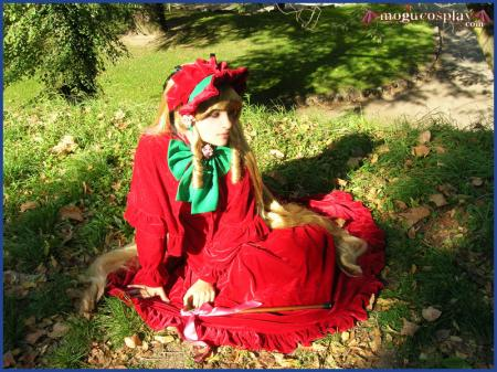 Shinku from Rozen Maiden worn by Mogu