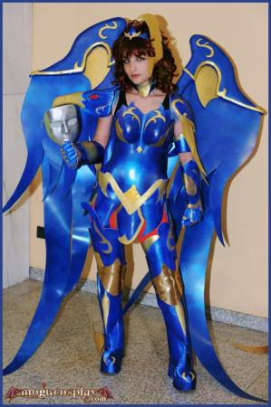 Aquila Marin from Saint Seiya worn by Mogu
