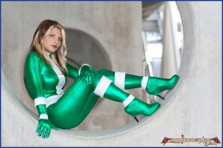 Rogue from X-Men worn by Mogu