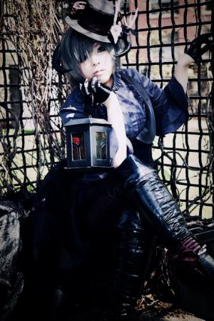 Ciel Phantomhive from Black Butler worn by Kaworu