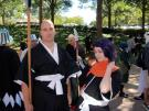 Madarame Ikkaku from Bleach