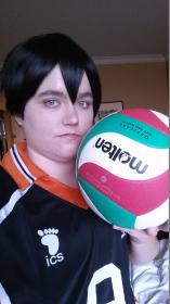 Kageyama Tobio from Haikyuu!! worn by ZackPuppy