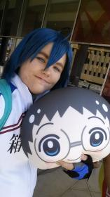 Sangaku Manami from Yowamushi Pedal worn by ZackPuppy