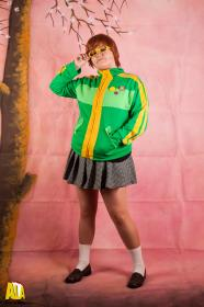 Chie Satonaka from Persona 4  by ZackPuppy