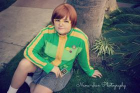 Chie Satonaka from Persona 4 worn by ZackPuppy