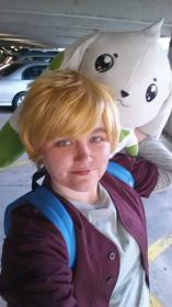 Wallace from Digimon Adventure 02 worn by ZackPuppy