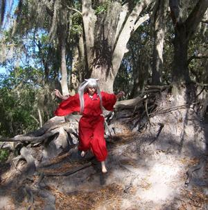 Inuyasha from Inuyasha worn by GothTea