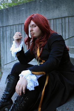 General Cross Marian from D. Gray-Man