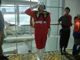 Char Aznable from Mobile Suit Gundam  by Mr. Robot