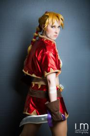 Kidd Zeal from Chrono Cross worn by karmada