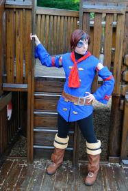 Vyse from Skies of Arcadia worn by karmada