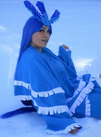 Articuno from Pokemon worn by amaryie