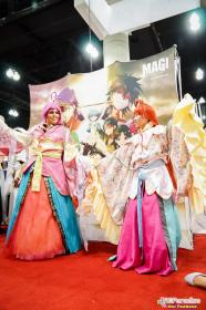 Kougyoku Ren from Magi Labyrinth of Magic worn by amaryie