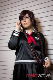 Touko Fukawa from Dangan Ronpa worn by amaryie