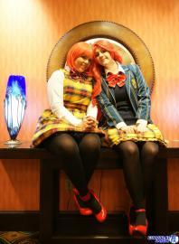 Nanami Haruka from Uta no Prince-sama - Maji Love 1000% worn by amaryie