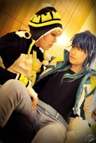 Noiz from DRAMAtical Murder worn by amaryie