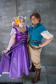 Flynn Rider from Tangled worn by amaryie